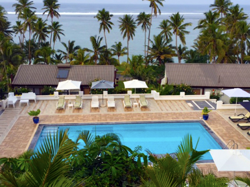Crows Nest Resort Fiji