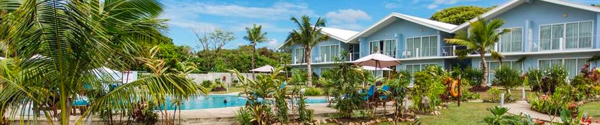 Blue West Fiji Villas